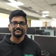 Gebruikersprofiel Vijay