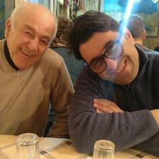 Henkilön Marco E Antonino käyttäjäprofiili