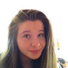 Floriane felhasználói profilja