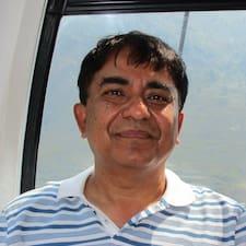 Henkilön Prakash käyttäjäprofiili