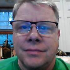 Perfil do utilizador de Gregg