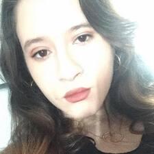 Lilya felhasználói profilja