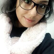 Shamiza felhasználói profilja