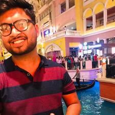 Gebruikersprofiel Udhav