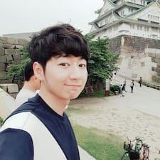 Yeongmin - Uživatelský profil
