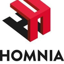 Homnia User Profile