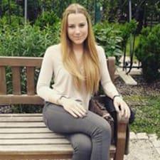 Emilija User Profile