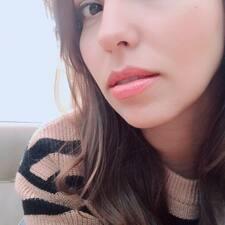 Perfil de usuario de Jolie