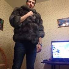 Profil utilisateur de Andrey