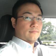 Profil Pengguna Bruce Woojin