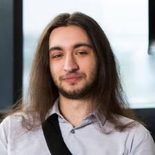 Henkilön Daniel käyttäjäprofiili