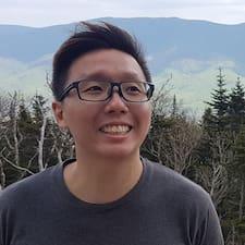 Profil utilisateur de Jian Yu
