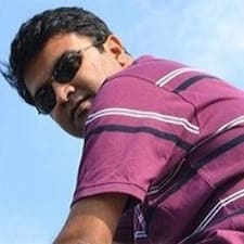 Krishanu User Profile