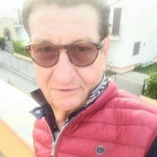 Gaetano felhasználói profilja