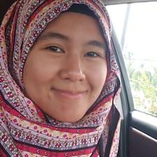 Tengku Nur Hafizah User Profile