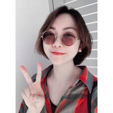 Yanyu felhasználói profilja