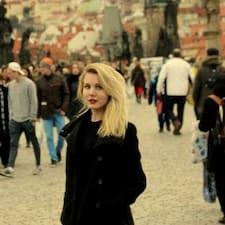 Mariia - Uživatelský profil