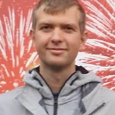 Användarprofil för Mstislav