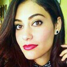 Henkilön Alejandra Isabel käyttäjäprofiili