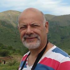 Perfil do utilizador de Osvaldo Pablo