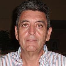 Vicente Brukerprofil