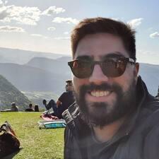 Användarprofil för Vitor Tadeu