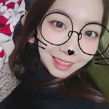 Perfil do usuário de Heewon