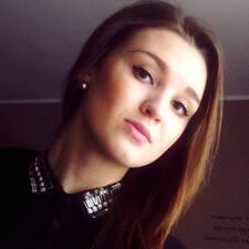 Nutzerprofil von Magdalena