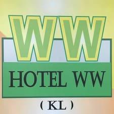 Perfil do utilizador de Hotel WW
