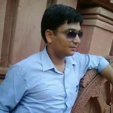 Gebruikersprofiel Ashutosh