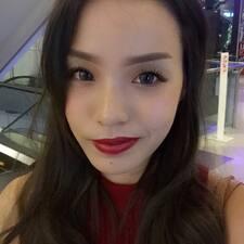 Chanakan felhasználói profilja