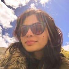 Priyanka felhasználói profilja