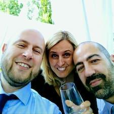 Valentina, Enzo, Moreno User Profile