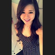 Lia felhasználói profilja