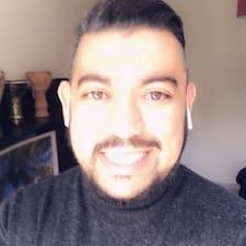 Mustapha felhasználói profilja