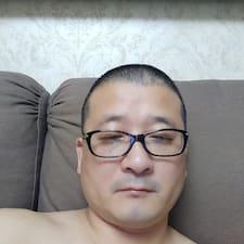震时 felhasználói profilja