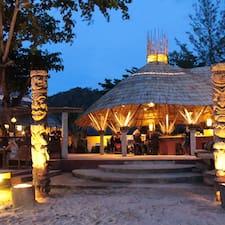 Användarprofil för Lanta Island Resort