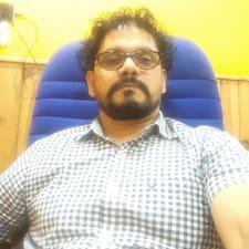 Abdul felhasználói profilja