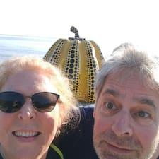 Delia & Steve User Profile