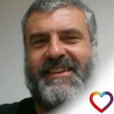 โพรไฟล์ผู้ใช้ José Antonio
