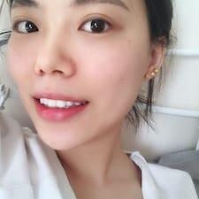 Yawen felhasználói profilja