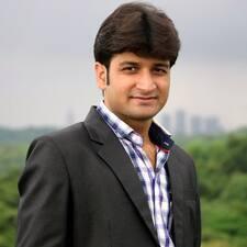 Profil utilisateur de Radharaman