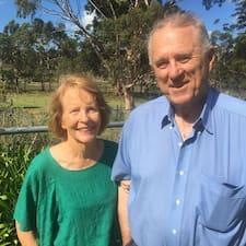Kathleen & Kingsley felhasználói profilja