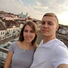 Profil utilisateur de Егор