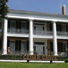 Profil utilisateur de Cedar Grove Mansion Inn