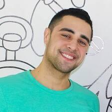 Profil utilisateur de Moshe