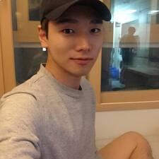 Dongeon - Uživatelský profil