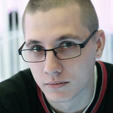 Perfil do utilizador de Kirill