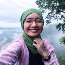 Nur Hafsah felhasználói profilja