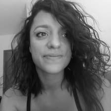 Tristana felhasználói profilja